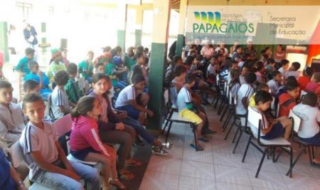 Inauguração da Biblioteca Escolar Mercedes Valadares Ribeiro abre novo espaço de interação cultural
