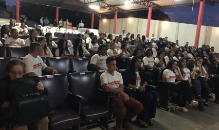 UAITEC Papagaios realiza cerimônia para entrega de certificados