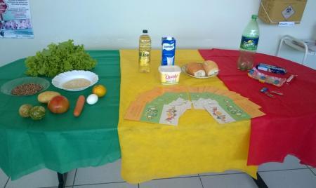 """Grupo Terapêutico """"Saúde no Prato"""" tem apresentado resultados positivos em Papagaios"""